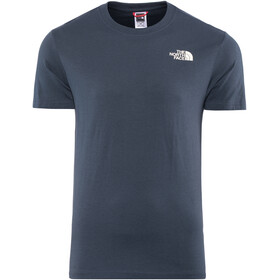 The North Face Red Box SS Tee Men urban navy/vintage white